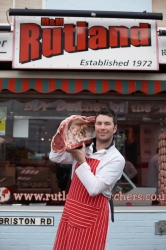 M & M Rutland Specialist Butchers,  traditional, well respected family run Butchers in Melton Constable, North Norfolk, UK